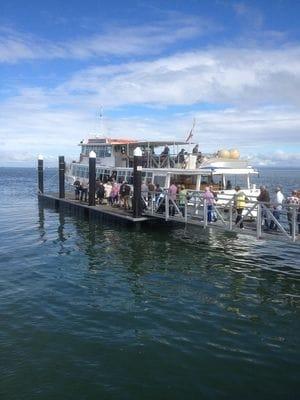 Bribie Island Lunch Cruise