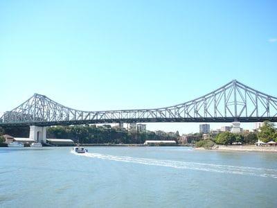 Story Bridge, Brisbane River, Lady Brisbane