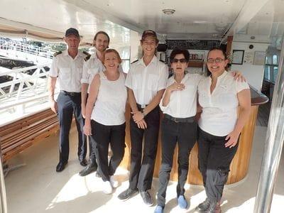 The Brisbane Cruises Crew
