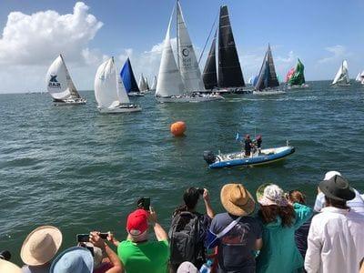 Good Friday Yacht Race with Brisbane Cruises