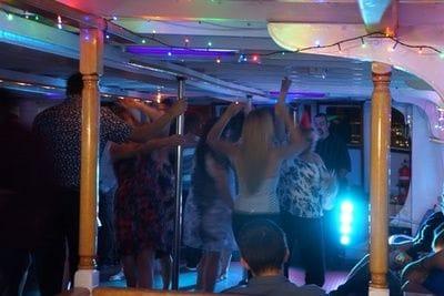 Party Boat cruises Lady Brisbane