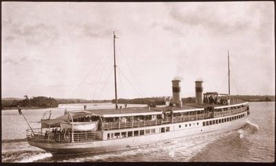 Steam Ship Koopa