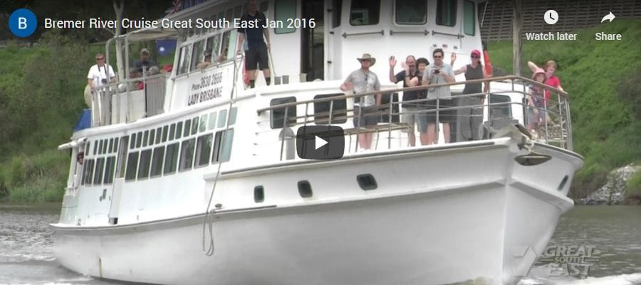 Bremer River Junction Cruise | The Great South East
