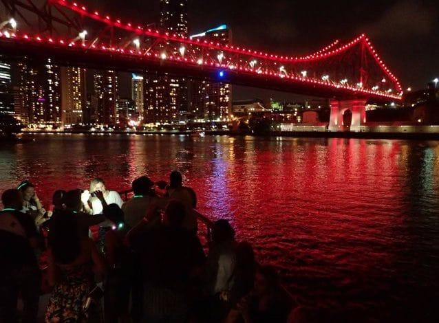 Celebration cruises in Brisbane