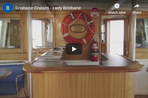 See inside the Lady Brisbane | Brisbane Cruises