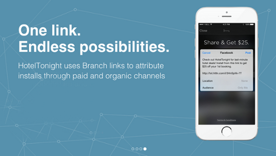 Branch launches Marketing Tools to grow apps using Deep Linking