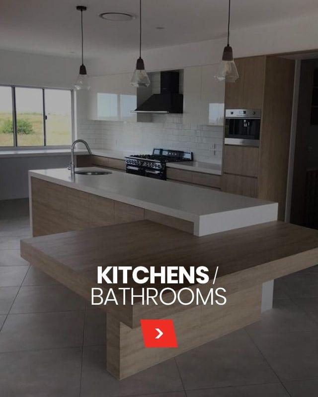 kitchens / bathroom