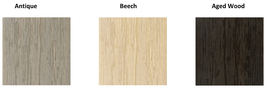 NewTechWood Costal range colours available