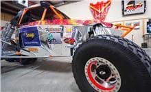 Snap nabs naming rights for off road rally team