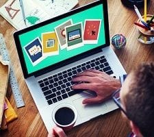 How to create engaging social media graphics and images