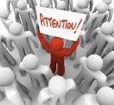Small businesses need to 'get noticed'