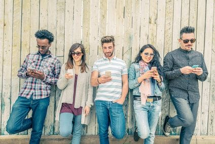 The changing face of social media in 2015