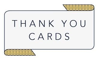 The Power of a Thank You Card