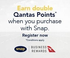 Why Qantas Business Rewards is the one loyalty program that's good for business