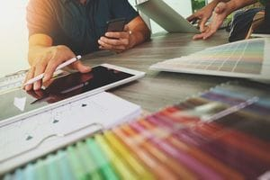 How to choose the right brand colours for your business