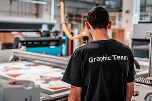 Make your prints pop with vinyl