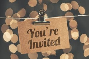 The power of printed event invitations