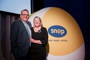 Starting over in Dandenong: Snap franchisees Sue and Ian