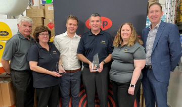 Snap Rockdale Win Snap's Paddy Thompson Award