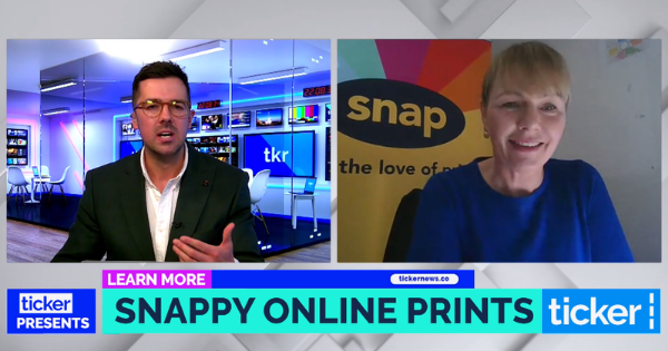 Ticker News Interview with Snap - June 2021