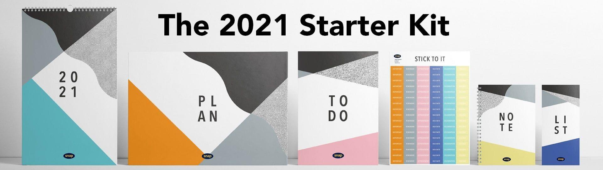 2021 Starter Kit