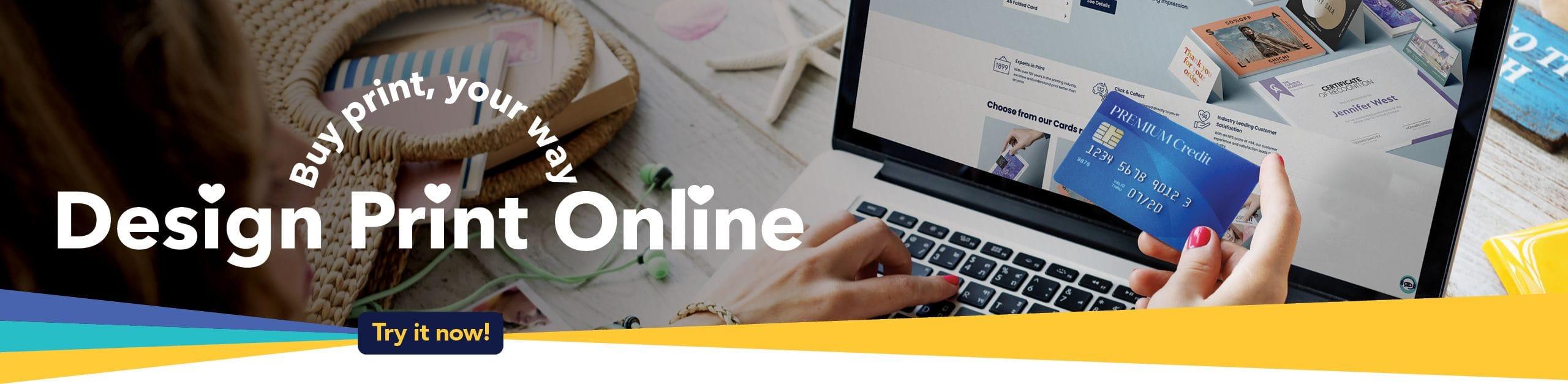 Snap Online Print & Design Services