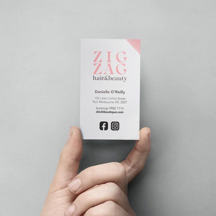 Business Cards Slimline