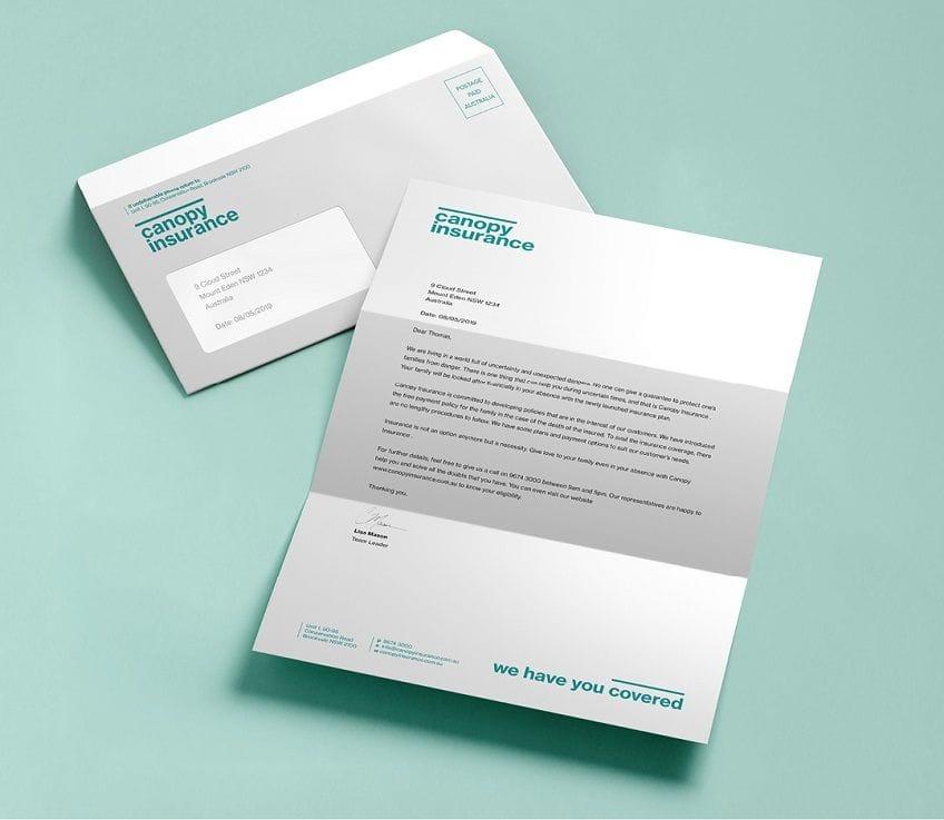 Business Letterhead Printing