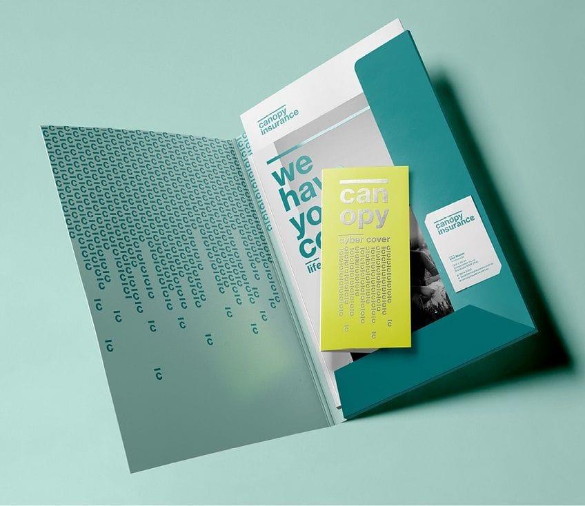 Business Stationery - Presentation Folders