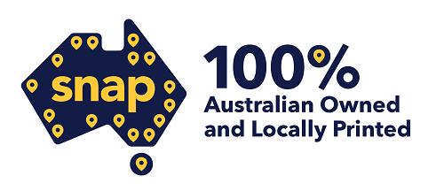 SNAP Australian Owne, Locally Printed