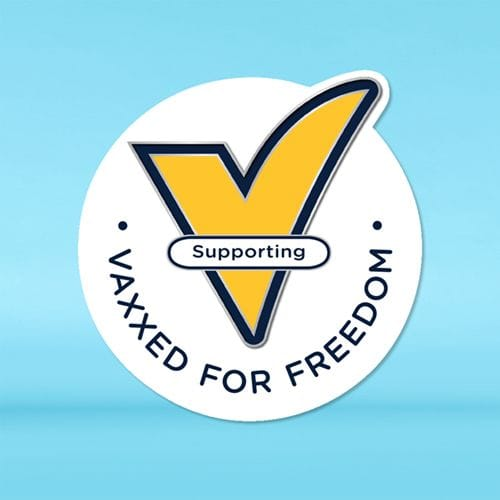 Supporting Vaxxed for Freedom