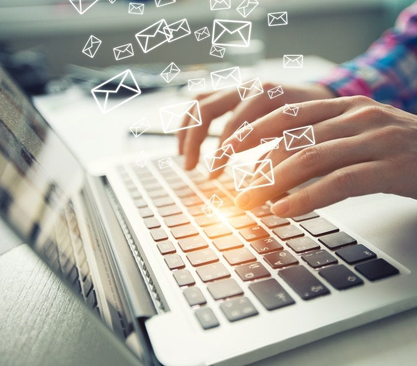 Snap can help build your email marketing campaigns