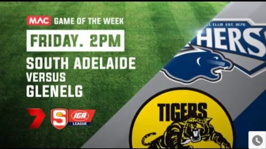 Good Friday Footy - Live on Channel 7!