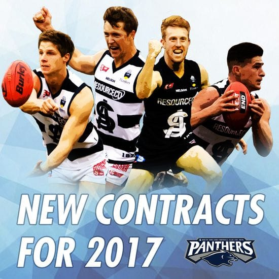 Panthers Quartet Back for 2017!