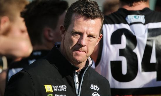 Garry Hocking appointed as new Senior Coach, as Brad Gotch departs for Collingwood