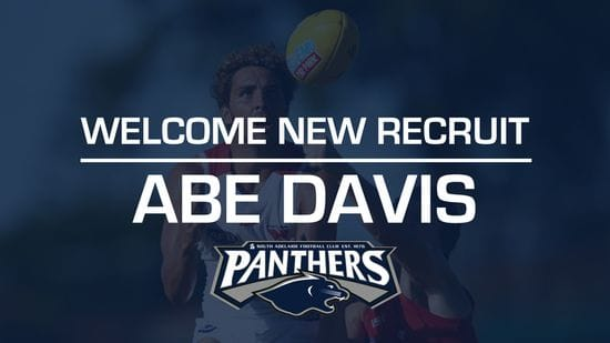 Former Sydney Swan Abe Davis Joins South Adelaide