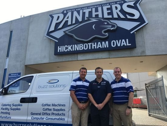 South Adelaide Football Club Partner with Buzz Solutions