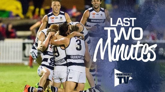 PanthersTV:Last Two Minutes - South Adelaide Vs Norwood Round 4