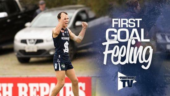Panthers TV: First Goal Feeling - Adam Hunter