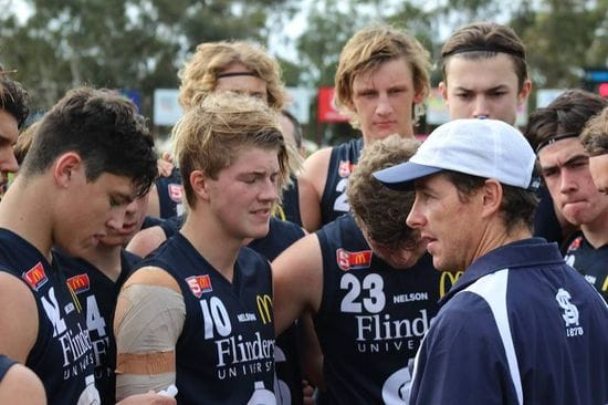 Tony Bamford Appointed as SANFL Under-18 State Coach