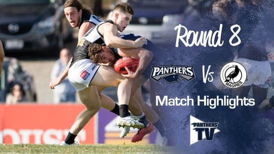 Panthers TV: South Vs Port Round 8 Highlights