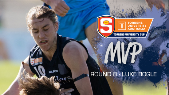 Panthers TV: Luke Bogle Round 8 - 2017 Torrens Uni Cup MVP