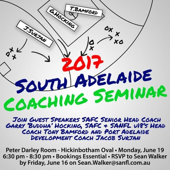 Join us for a free elite Coaching Seminar