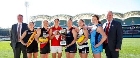 South Adelaide Football Club - Open Women's Football Trials