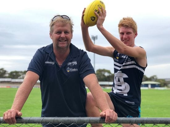Chance for football parents to kick goals from the sidelines