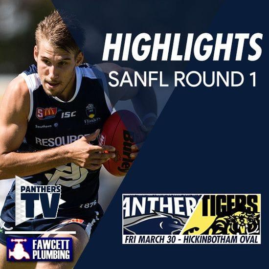 Panthers TV: SANFL Round 1 highlights- South Adelaide Vs Glenelg