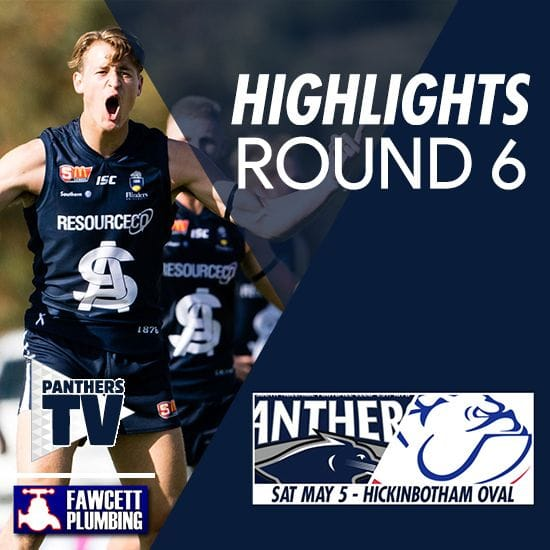 PanthersTV: Round 6 Highlights - South Adelaide Vs Central District