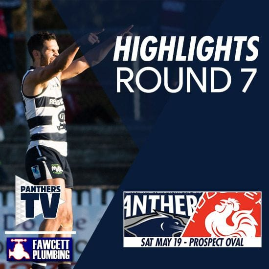 PanthersTV: Round 7 Highlights - North Adelaide Vs South Adelaide