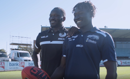 Irra Brothers talk Multicultural Round