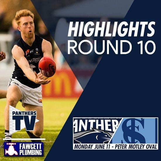 PanthersTV: Round 10 Highlights - Sturt Vs South Adelaide